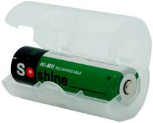 Batteri Adapter från storlek AA till C
