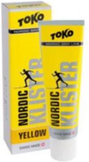 Toko Nordic Klister yellow 55g skismøring Gul 55G