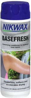 Nikwax BaseFresh vask & impregnering OneSize