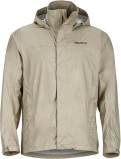 Marmot PreCip Jacket Herre regnjakker Beige S