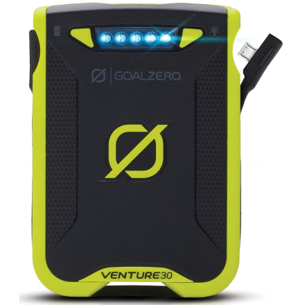 GoalZero Venture 30 Power Bank Batteri Svart OneSize