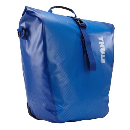 Thule Pack 'n Pedal Shield Pannier L Cykelväska Blå OneSize