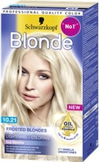 Schwarzkopf Blonde 1 set 10.21 Icy Vanilla