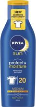 Nivea Moisturising Sun Lotion SPF20 200 ml