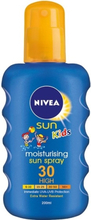 Nivea Kids Moisturising Sun Spray SPF30 200 ml