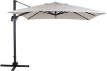 LINZ Frihängande Parasoll Khaki