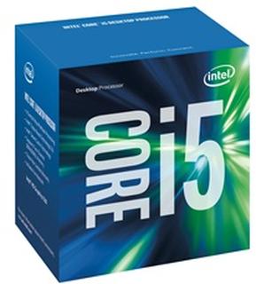 Intel Core ® ™ i5-6500 Processor (6M Cache, up to 3.60 GHz) 3.2GHz 6MB Smart Cache Boks processor