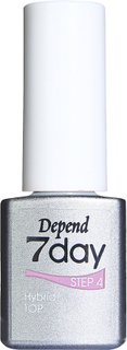 Kjøp Depend 7Day Hybrid Top, 5ml Depend Neglelakk Fri frakt