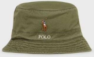 Polo Ralph Lauren Loft Bucket Hat Hatte Army Olive