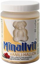 Minallvit 60 tablettia Vanilja