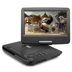 D12HM01 portable DVD player