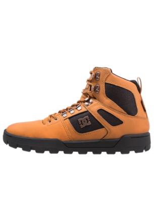 DC Shoes SPARTAN HIGH WR BOOT Snørestøvletter wheat/dark chocolate