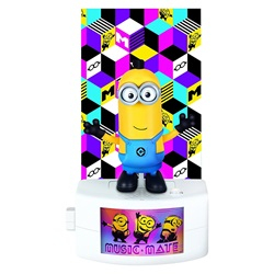 Grusomme mig Musik-Mate Minion Carl Toy Figur - wupti.com