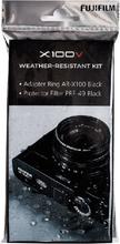 Fujifilm X100V Väderskydd Kit Svart, Fujifilm