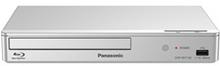 Panasonic DMP-BDT168EG Blu-ray afspiller 3D- kompatibilitet Sølv Blu-ray afspiller