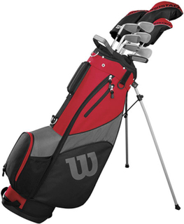 Wilson ProStaff SGI Graphite Full Set - Right