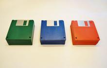 Mf2-hd disketter ibm formatterade 1,44mb 30-pack