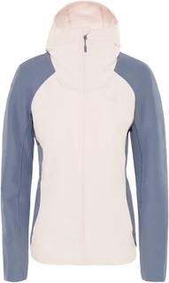 The North Face Women's Invene Softshell Jacket Dame ufôrede jakker Rosa XL