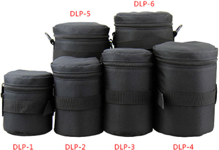 JJC Objektivväska - DLP-Serien ([DLP-4] 100x182mm)