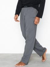 Calvin Klein Underwear L/S Pant Set Nattøy Black