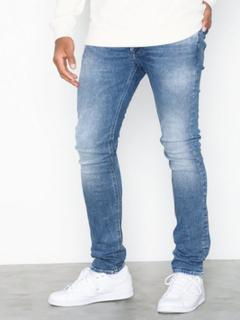 Lee Jeans Luke Dash Jeans Blue
