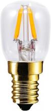 NASC NASC Päron Filament 1.7W E17 7391316570060 Replace: N/ANASC NASC Päron Filament 1.7W E17