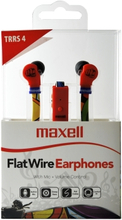 MAXELL Maxell Flatwire Urban 4902580777159 Replace: N/AMAXELL Maxell Flatwire Urban