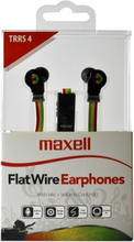 MAXELL Maxell Flatwire Rasta 4902580777180 Replace: N/AMAXELL Maxell Flatwire Rasta