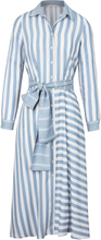 Kleid im Hemdblusen-Style (THE MERCER) N.Y. blau