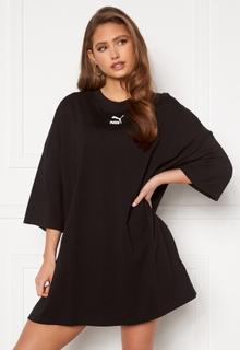 PUMA Classics Tee Dress 01 Puma Black XS