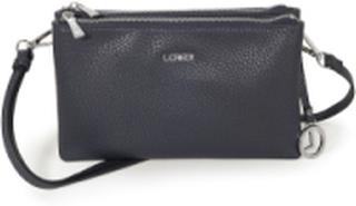 Väska variabel rem från L. Credi blå