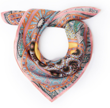 Nicki-Tuch aus 100% Seide Roeckl mehrfarbig