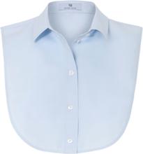avtagbar skjortkrage från Peter Hahn blå