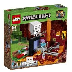 21143 LEGO Minecraft Netherportalen - wupti.com
