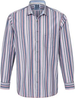 Skjorta kentkrage i 100% bomull från Olymp röd