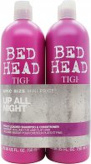 Tigi Bed Head Fully Loaded Twin Pack Presentset 750ml Shampoo + 750ml Conditioner