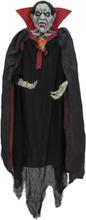 Halloween animated vampire, Maleging, 170 cm