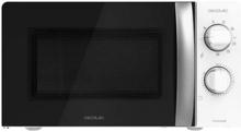Mikrobølgeovnen med Grill Cecotec ProClean 2110 20 L 700W Hvid
