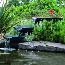 Ubbink vattenfall för trädgårdar med pump 35/45/55 cm