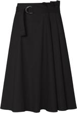 Kjol i lätt utställd modell från Peter Hahn svart