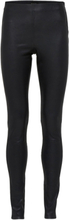 SELECTED Stretch - Lamb - Leather Trousers Women Black