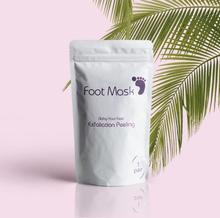 Foot Mask Exfoliation Peeling - spa for dine fødder