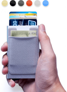 Kortholder (RFID-sikker) (Farve: Sort)