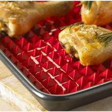 Smart stegemåtte i silikone til bagning og madlavning
