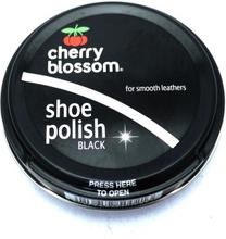 Cherry Blossom Shoe Polish Black 50 ml