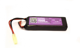 Batteri LI-FE 9.9V - 1500mAh - Liten Plugg