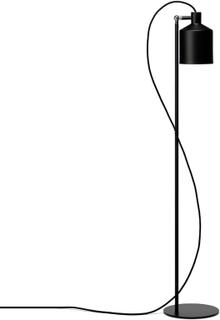 Zero - SILO Gulvlampe 135 cm, Sort