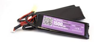 Batteri LI-FE 9.9V - 1500mAh - Tredelt