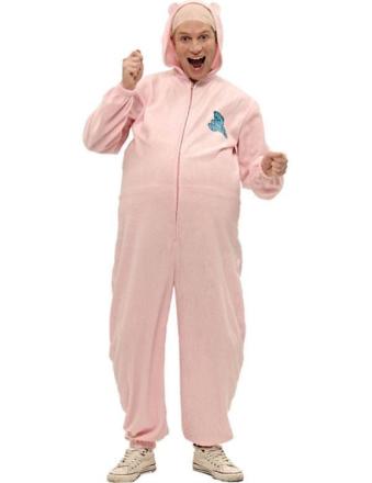 Orion Voksen Pink Baby Fancy kjole kostume Multi-farvede - Fruugo