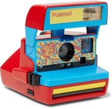 96 Cam 600 Instant Camera - Red